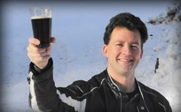Dean Priebe, Head Brewer at Icicle Brewing